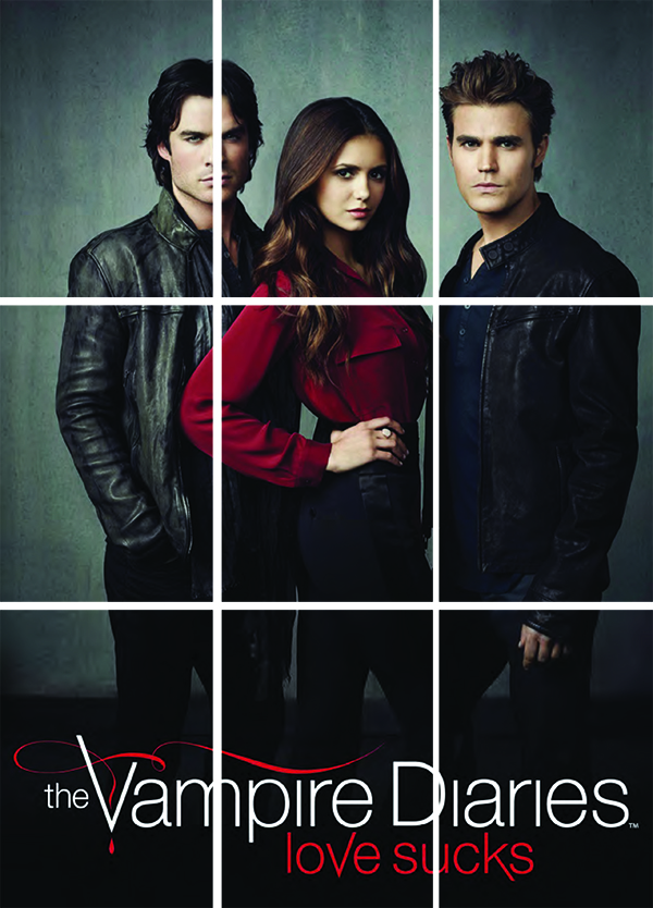 2016 Cryptozoic Vampire Diaries Season 4 Trios