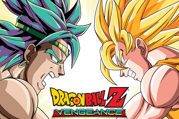 2016 Panini Dragon Ball Z Vengeance Header