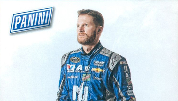 2016 Panini Fathers Day 36 Dale Earnhardt Jr Header