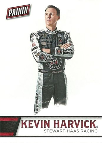 2016 Panini Fathers Day 38 Kevin Harvick