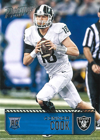2016 Panini Prestige Football 204 Connor Cook