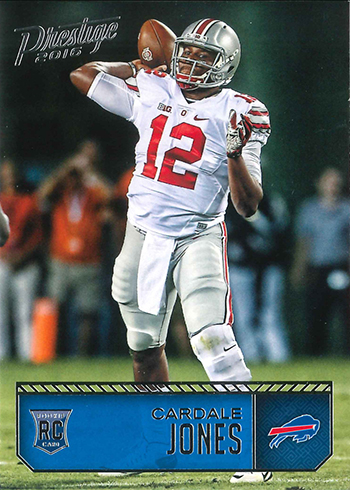 2016 Panini Prestige Football 207 Cardale Jones