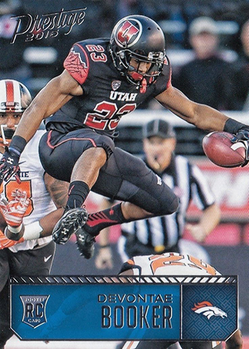 2016 Panini Prestige Football 220 Devontae Booker