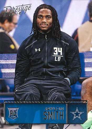 2016 Panini Prestige Football 287 Jaylon Smith