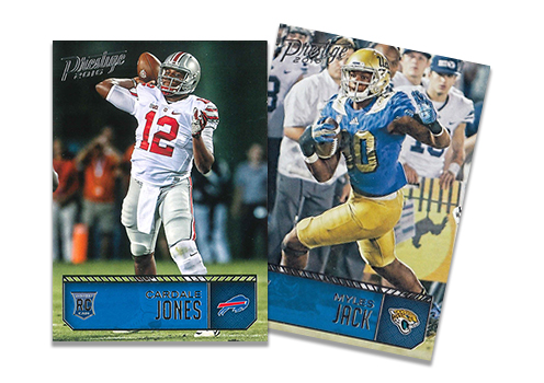 2016 Panini Prestige Football Short Prints Header
