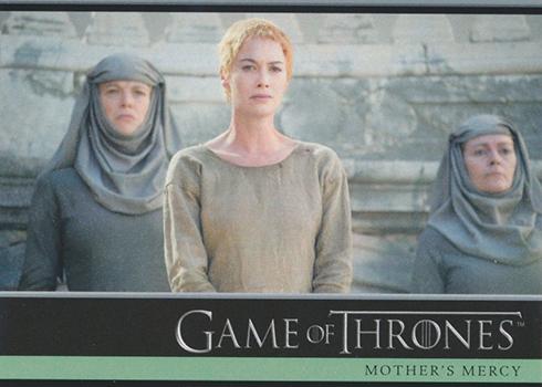 2016 Rittenhouse Game of Thrones Season 5 Base Story