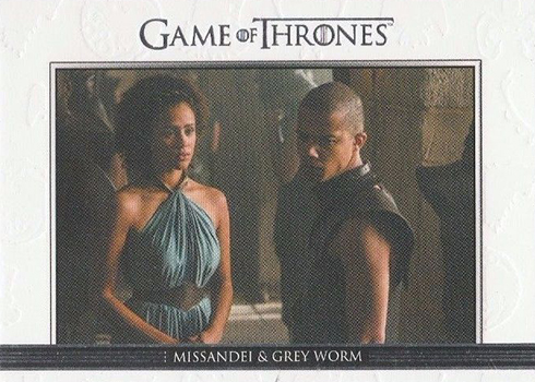 2016 Rittenhouse Game of Thrones Season 5 Relationships