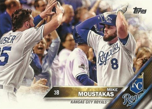 2016 TS2 410 Mike Moustakas