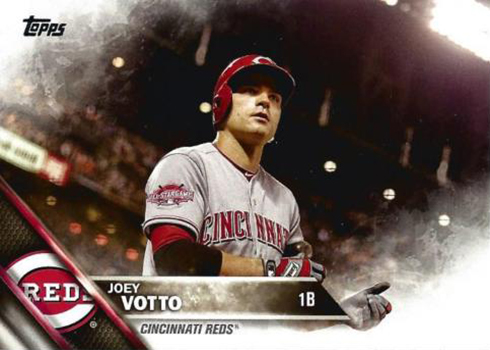 2016 TS2 Variation 426 Joey Votto SSP