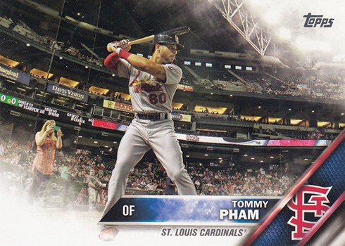 2016 TS2 Variation 440 Tommy Pham