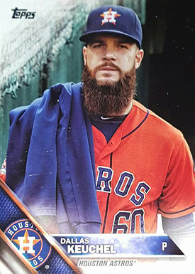 2016 TS2 Variation 550 Dallas Keuchel