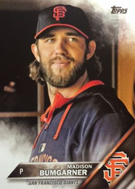 2016 TS2 Variation 600 Madison Bumgarner