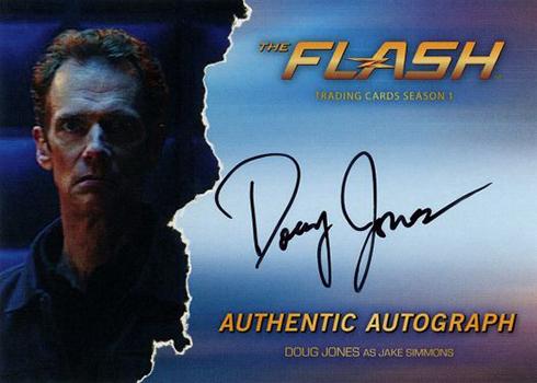 2016 The Flash Season 1 Autographs Doug Jones