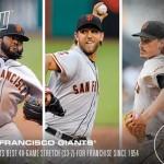 179 San Francisco Giants