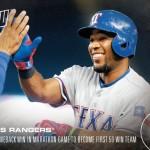 187 Texas Rangers