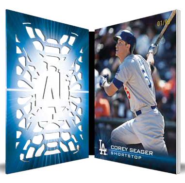 2016 Topps Series 2 Baseball Checklist - Topps Laser