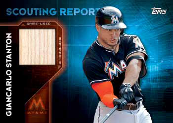 2016 Topps Series 2 Baseball Checklist - Scouting Report Relic