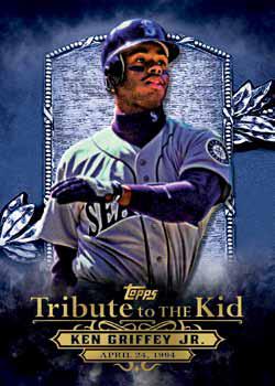 2016 Topps Series 2 Baseball Checklist - Tribute to the Kid