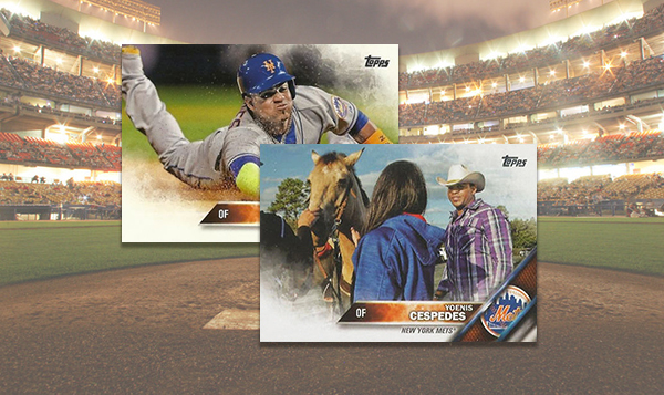 2016 Topps Series 2 Variations Header