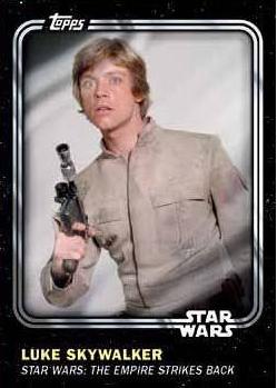 2016 Topps Star Wars Card Trader Base