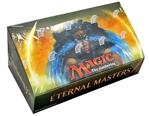 Magic the Gatherinig Eternal Masters Box