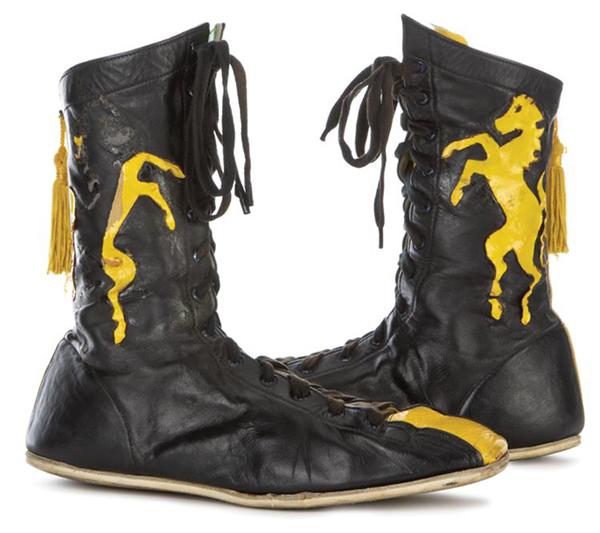 Rocky II Boots