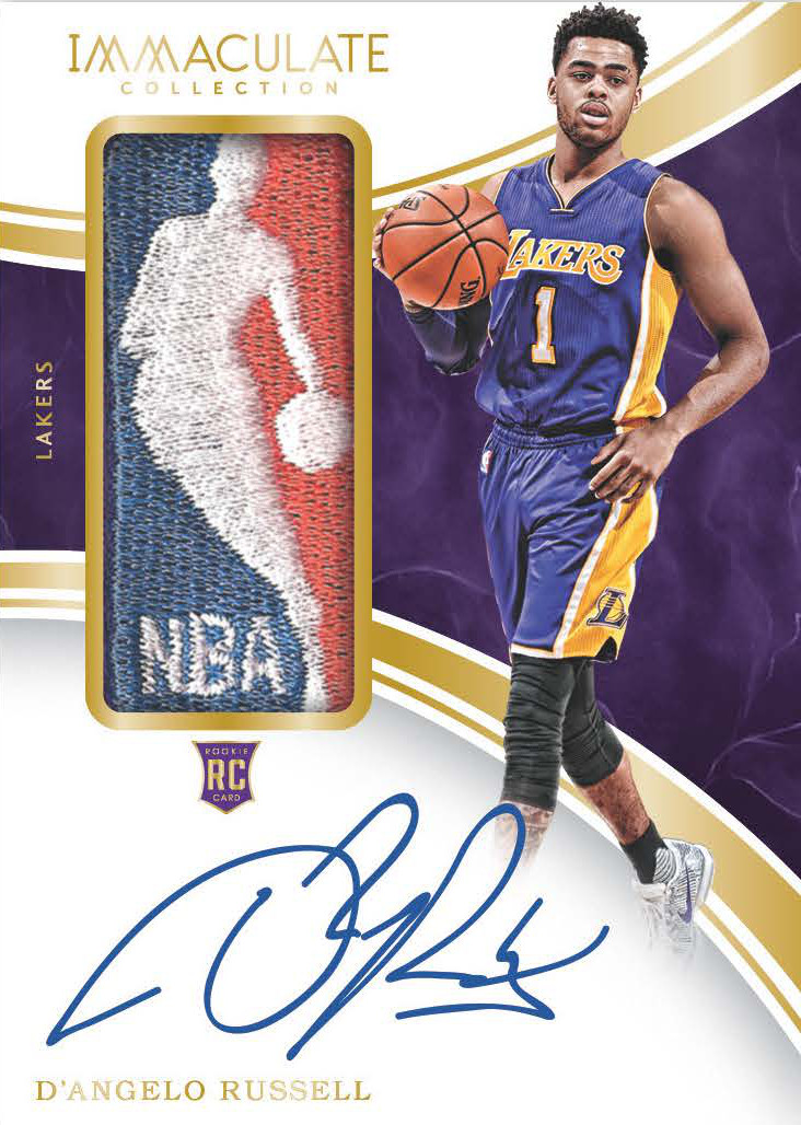 3ca6f4219f8a 2015-16 Panini Immaculate Basketball Checklist