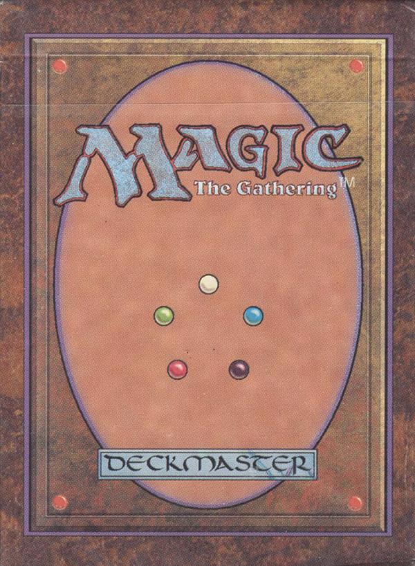 1993 Magic the Gathering Alpha Starter Deck