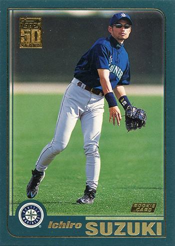 2001 Topps Ichiro