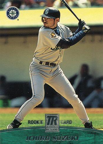 2001 Topps Reserve Ichiro