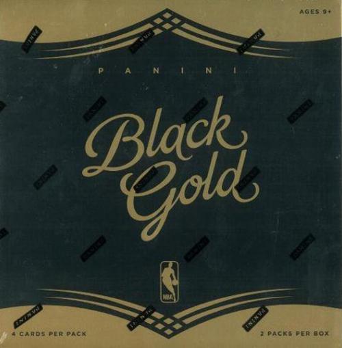 2015-16 Panini Black Gold Basketball Hobby Box