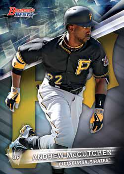 2016 Bowman's Best Baseball Base