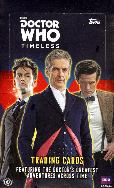 2016 Doctor Who Timeless Box