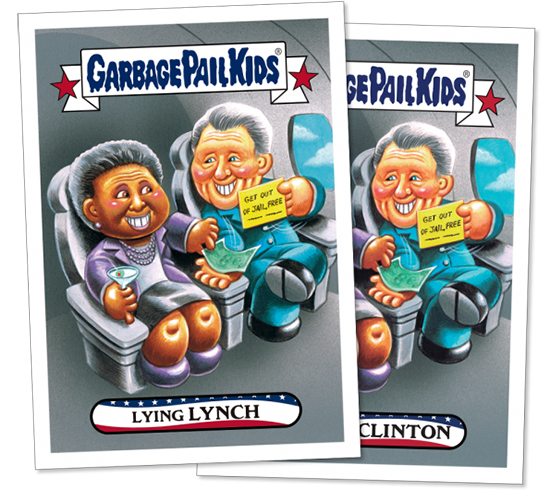 2016 GPK Deocratic National Convention 2 Bill Clinton Loretta Lynch