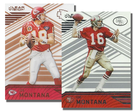 2016 Panini Clear Vision Football Variations Header