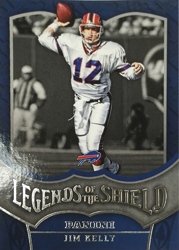 2016 Panini Football Legends of the Shield