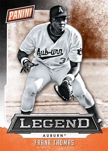 2016 Panini NSCC Base Legends Frank Thomas