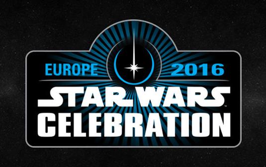 2016 Star Wars Celebration Logo