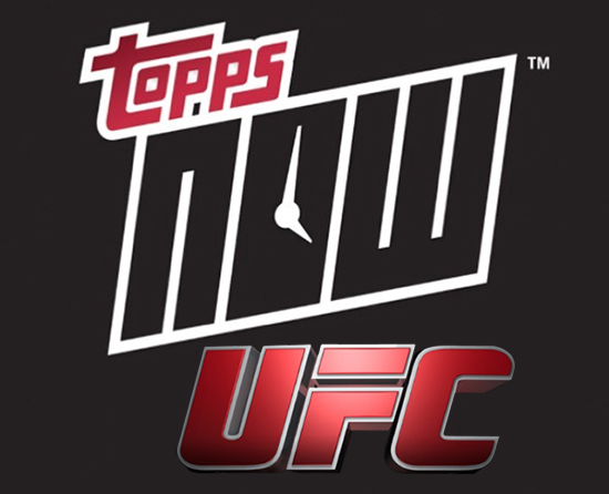 2016 Topps Now UFC
