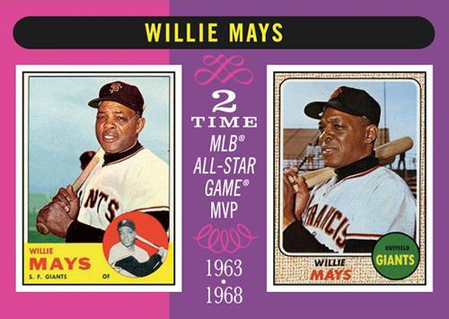31 Willie Mays