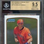 BGS Single Grade feature