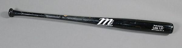 Bryce Harper Game-Used Bat 2012