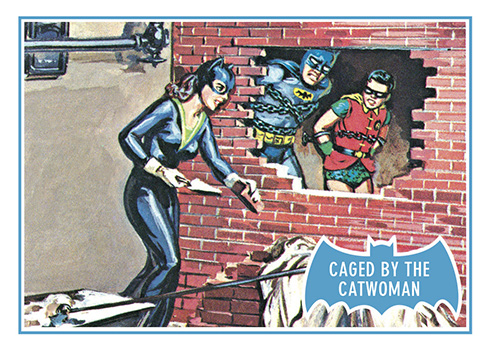 DC8-7- Caged by the Catwoman