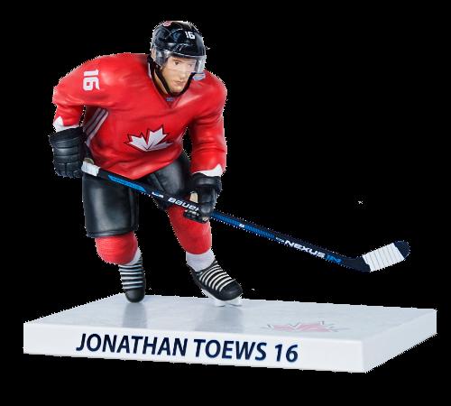 Jonathan Toews .. 2016 World Cup Of Hockey Imports Dragon 2.5/' Starter Pack 1