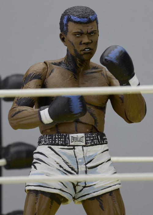NECA Superman vs Muhammad Ali Ali
