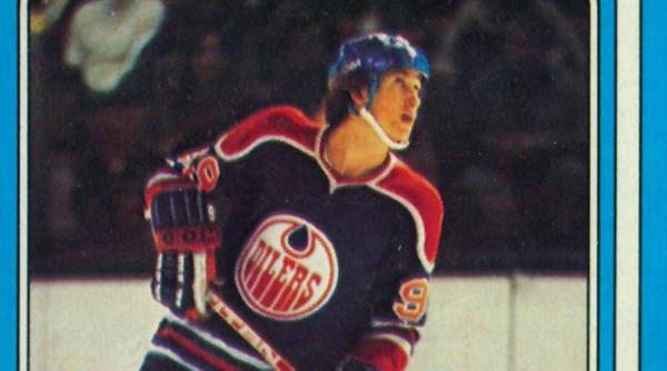 1979-80 Topps Wayne Gretzky Rookie Card PSA 10 Header