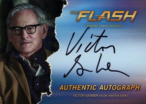 2016 Cryptozoic The Flash Season 1 Autographs Victor Garber