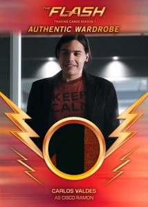 2016 Cryptozoic The Flash Season 1 Wardrobe