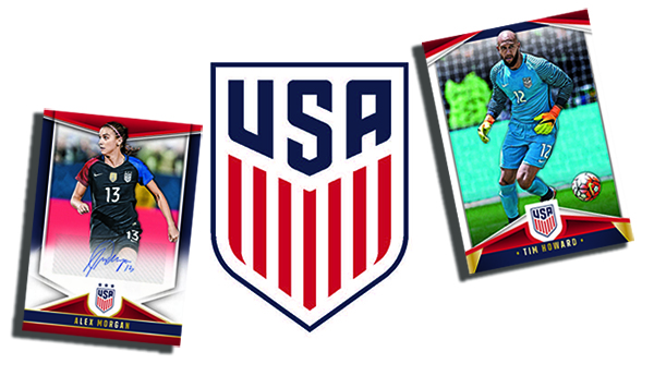 2016 Panini US Soccer Box Set Header