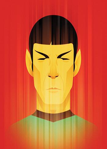 2016 Rittenhouse Star Trek 50 for 50